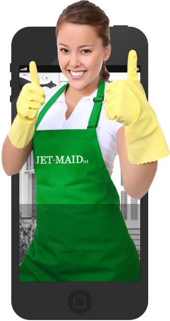 Why JET-MAID?